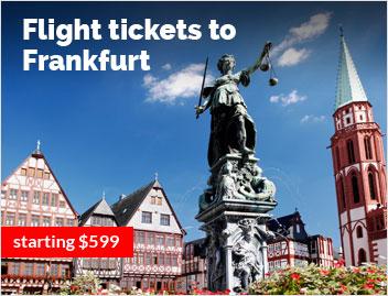 Flights to Frankfurt