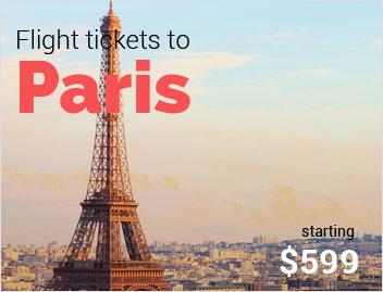 Flight to Paris